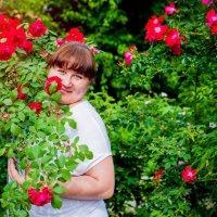 розы :: Анна Соколова