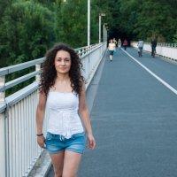 легкой походкой :: Katerina Tighineanu