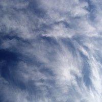 вот такое небо сегодня в Иерусалиме :: Anna Sokolovsky