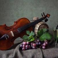 При музыку и вино :: Ирина Приходько