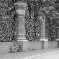 с велосипедом всегда красиво :: Ananasik XI