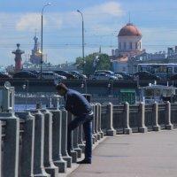 Одиночество в большом городе :: Вера Моисеева