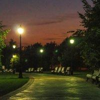После заката :: Zifa Dimitrieva