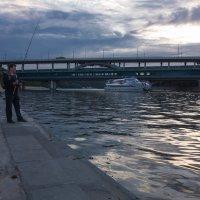 Рыбак :: Андрей Шаронов