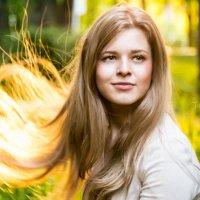 Солнечная :: Таня Вереск