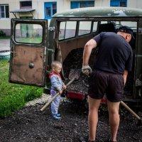 маленький помошник :: Александр Астапов