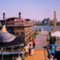 Пристань в Каире :: Валентина Данилова