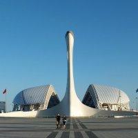 Олимпийский парк в Сочи :: Николай