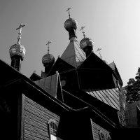 Храм. :: Валерия  Полещикова