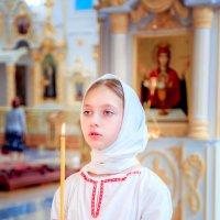 Молитва :: Maria Kirillova