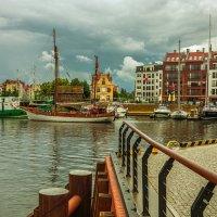 На реке Мотлава :: Игорь Вишняков