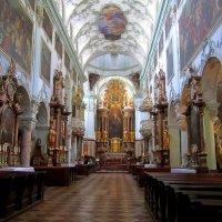 в соборе Зальцбурга :: Александр Корчемный