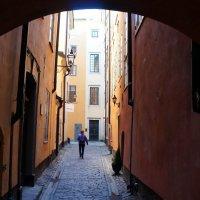 Стокгольмские улочки :: Алёна Савина