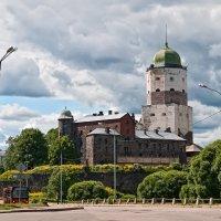 Выборгский замок (1) :: Алла Решетникова