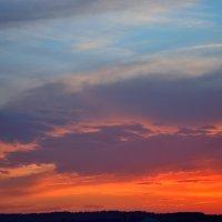 закатные краски лета :: Мария Климова