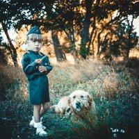 Прогулочка в лесу :: Денис Красненко