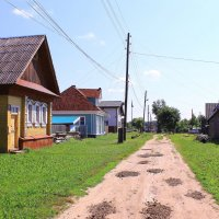 Ямочный ремонт :: Татьяна Ломтева