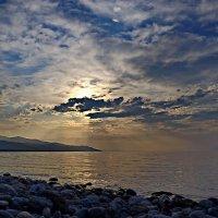 Закатное небо. :: Любовь Чунарёва