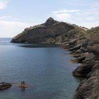 Скала Дельфин, Новый свет, Крым :: Екатерина Сидорова