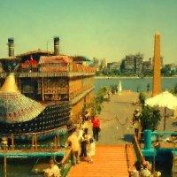 Пристань в Каире-2 :: Валентина Данилова