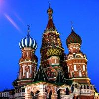 Моя Москва :: Alsu RX