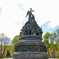 Памятник 1000-летия Руси :: Nikolay Monahov
