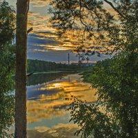 Озеро :: Ильдус Хамидулин