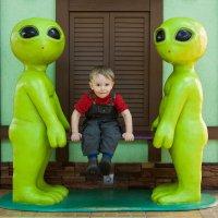 Мои зеленые друзья!!! :: Ева Олерских