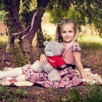 Юная принцесса :: Ольга Гудым