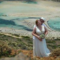 Wedding Photo session, Balos Crete :: Ольга Халкиадаки Румянцева