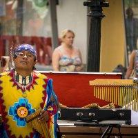 В городе заезжие индейцы... 3 :: Pavel Kravchenko