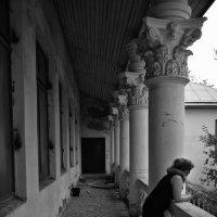 Балкон психдиспансера :: Женя Рыжов
