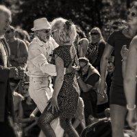 Танцы под джаз 7 :: Цветков Виктор Васильевич