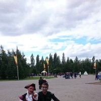 Мои знакомые пираты ... на суше ... :: Наталья Якубаева