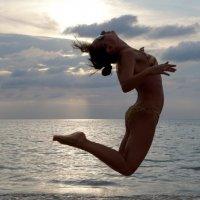 Sea jumping :: Татьяна Бибичева