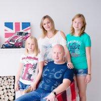 Семейная фотосессия :: Евгения Кашина
