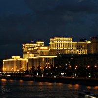 здание Министерства обороны РФ на Фрунзенской набережной. Москва. :: Tatyana Belova