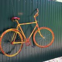 А ещё говорят, что велосипеды не летают...)) :: VADIM *****