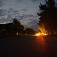 В городе отключили освещение :: Юрий Рачек
