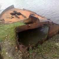 Старый корабль :: Александр Прокудин
