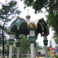 Ротонда в православном стиле. :: cfysx