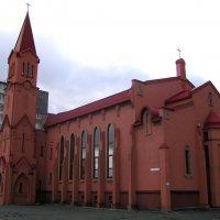Католический храм в Южно-Сахалинске. :: cfysx