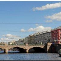Аничков мост. :: Владимир Гилясев