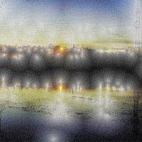 Ночной пейзаж :: Юрий Гайворонский