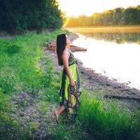На озере :: Олька Н