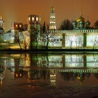 Новодевичий монастырь :: Alex
