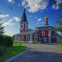 Храм святителя Николая :: Alex