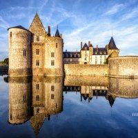 Замок Sully-sur-Loire, Франция :: Вячеслав Лопатин