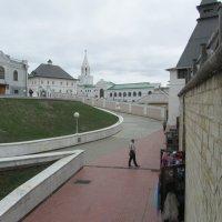 в Казанском кремле :: tgtyjdrf