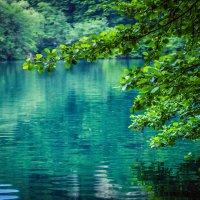 blue Lake :: Anna Fiklistova
